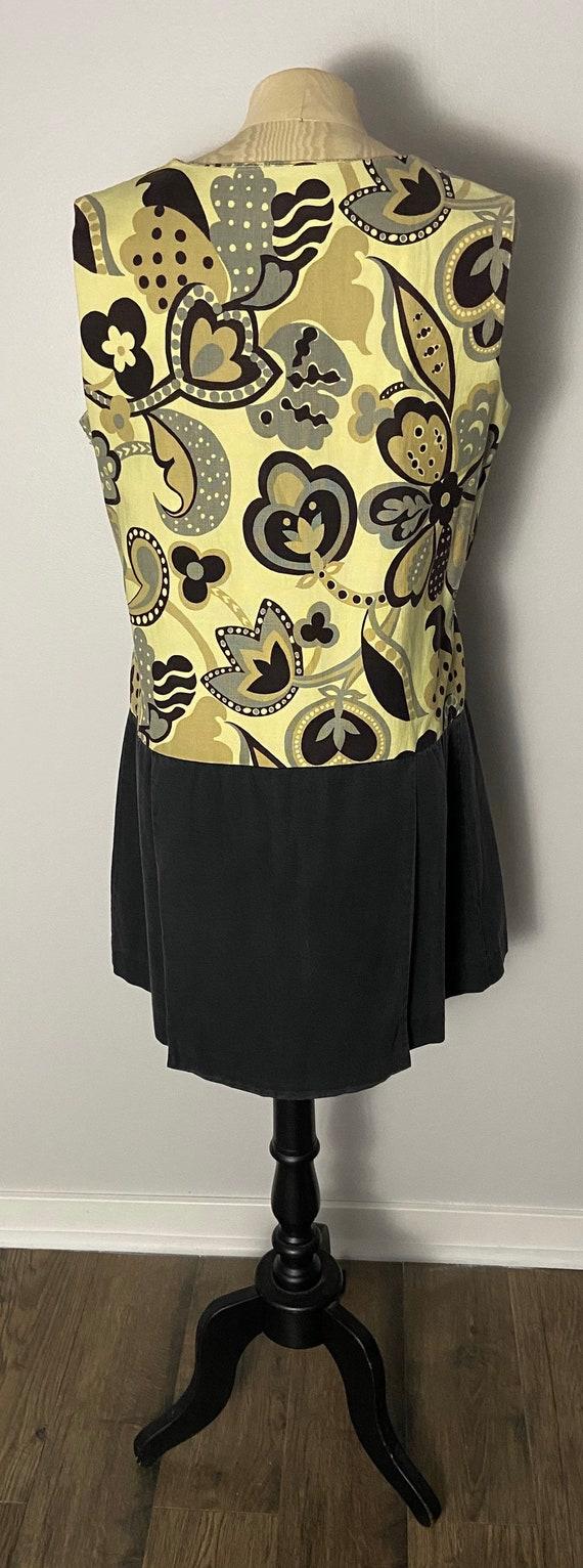 1960s Romper/Scooter Dress VOLUP - image 5