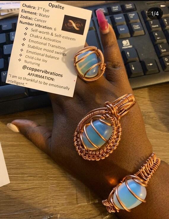 Gemstone Jewelry Sets