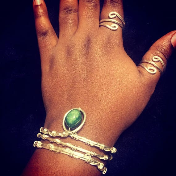Sterling Silver Set (5pcs)