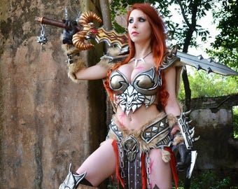 BARBARIAN #1 [ PRINT 20X30CM] by Brynhild Cosplay