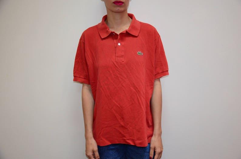 Vintage polo shirt Lacoste unisex
