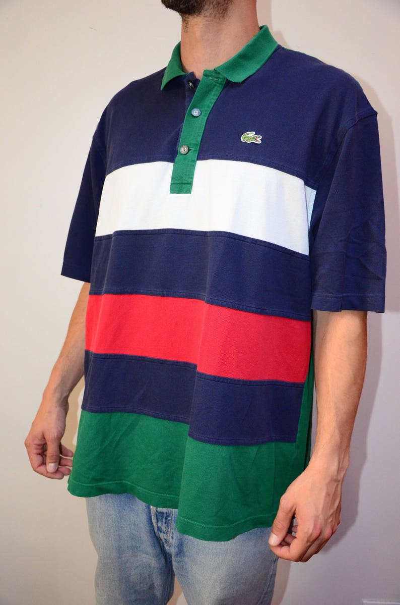 7359cd2ee233b Mixed Lacoste polo shirt