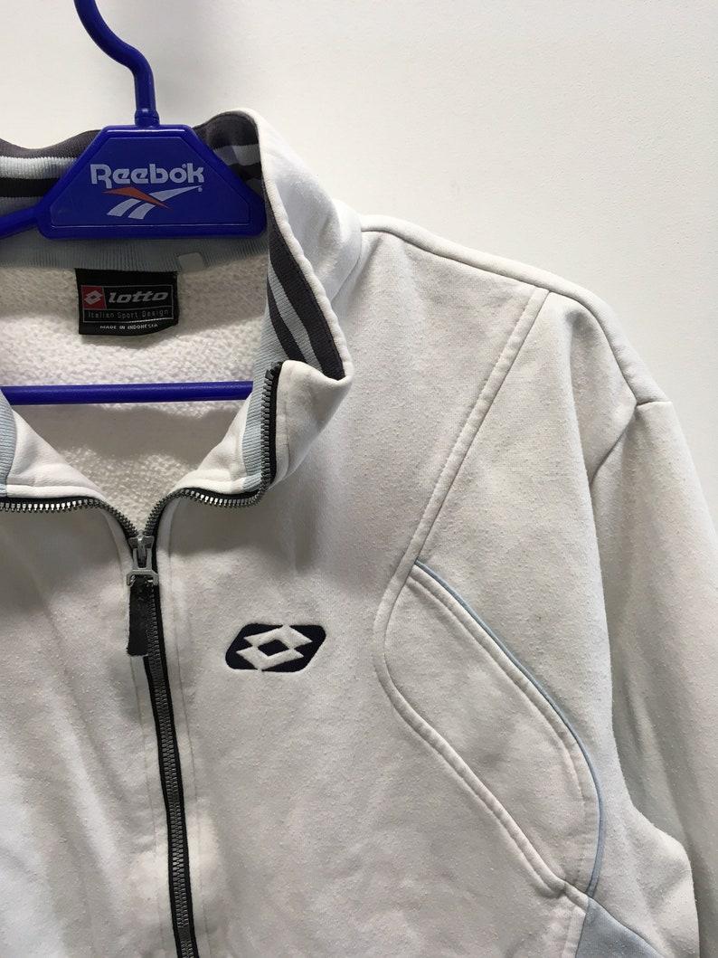 Mixed vintage Lotto jacket size L