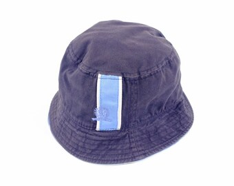 Vintage Tommy Hilfiger bucket hat crest womens vtg 90s small 3e7e8c23ba37