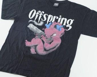 26317bfe4b46 Vintage 1994 The Offspring baby t shirt smash era brockum vtg 90s nos