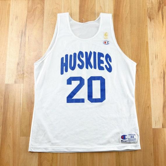 Vintage Toronto Huskies Damon Stoudamire Champion Jersey sz 44  1ebd1efc4