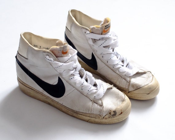 Vintage 1979 Nike Blazer Sneakers Made
