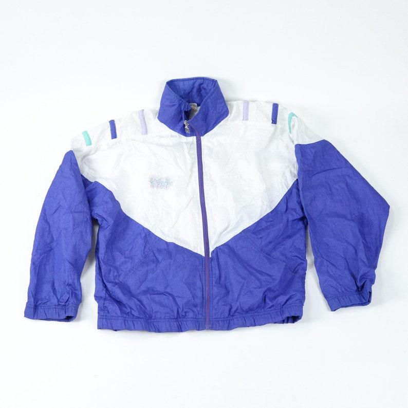 178700e4042 Vintage Sergio Tacchini track jacket 80s 90s vtg