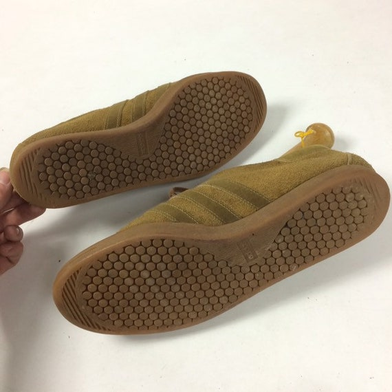 Vintage Adidas Tobacco shoes OG 70's 80's sneakers sz 8
