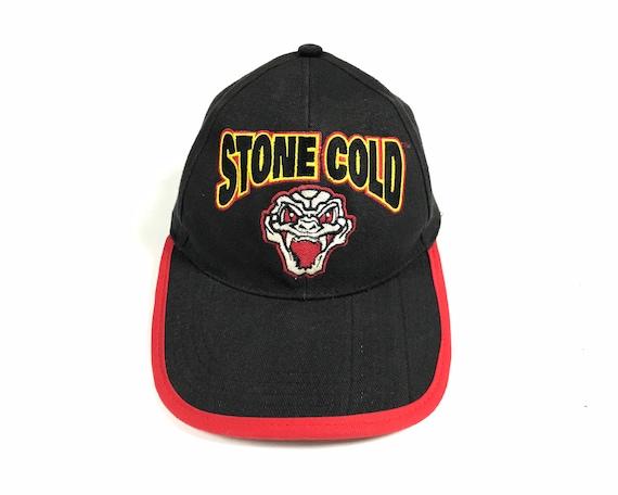 Vintage 1999 Stone Cold Steve Austin hat WWF WWE W