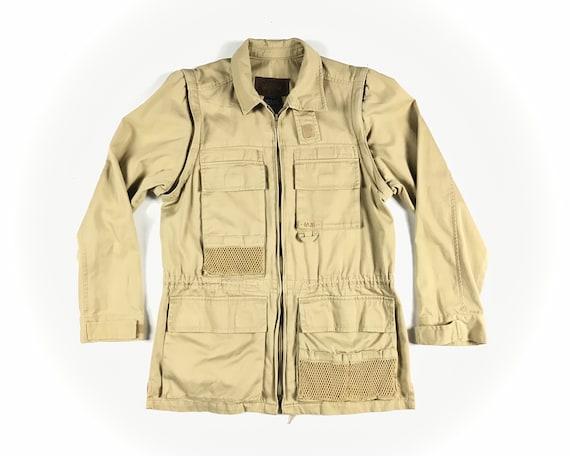 Vintage women's Ralph Lauren Military jacket vest