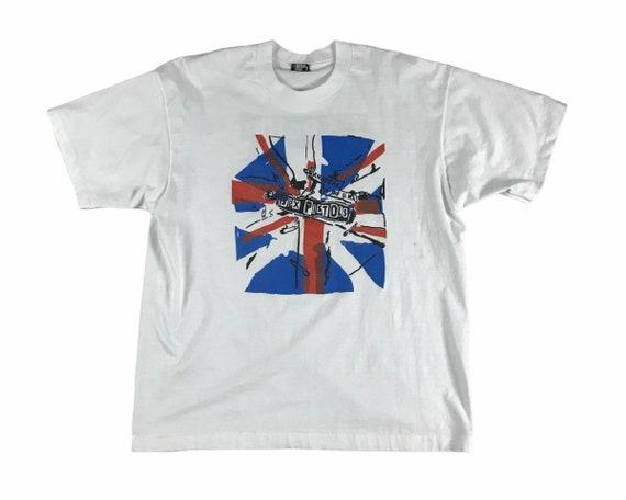 Vintage Sex Pistols T shirt sz XL