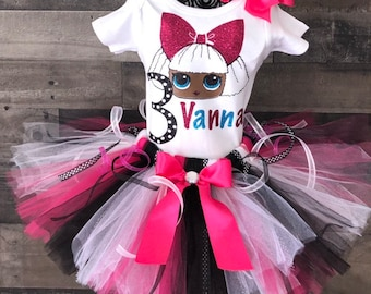 32c6a589ea64c Lol doll dress | Etsy
