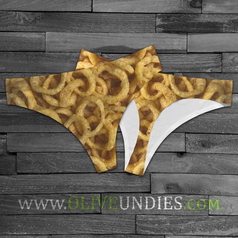 FunYums Chip Underwear / Snack Shop Food Clothing image 0
