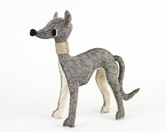 Escultura de Galgo handmade