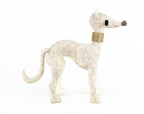 Greyhound Gift, Italian Greyhound, Whippet, Dog Figurine