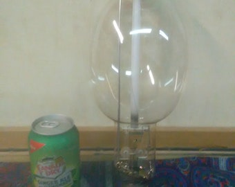 Vintage Giant Light Bulb Industrial Size Rare Harry Potter Prop******1960's-1970's******** 14 Inches