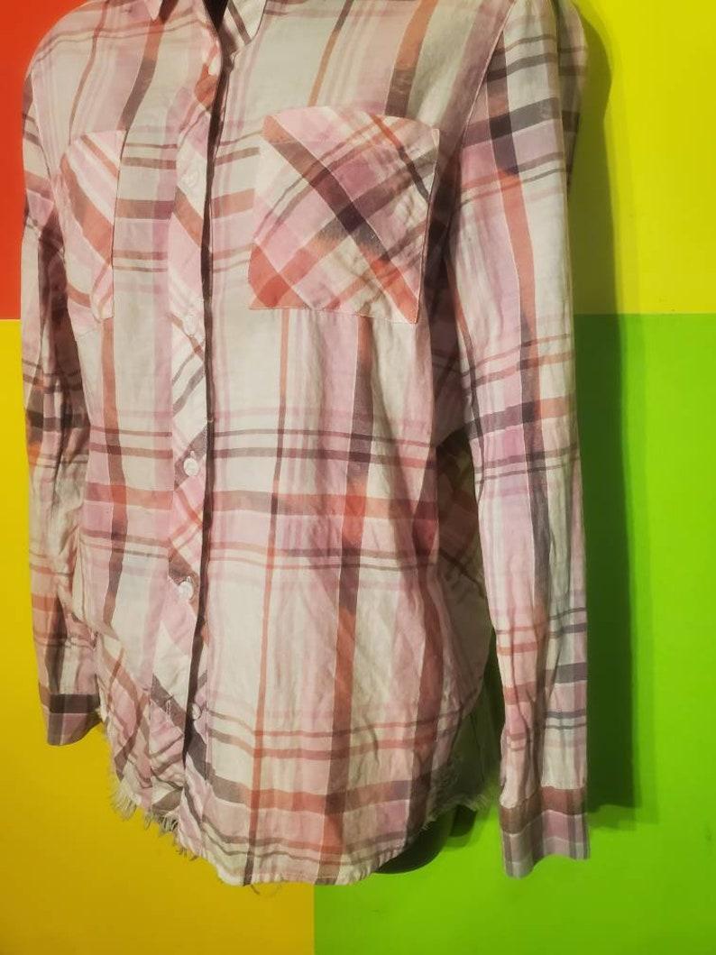 FlyDyes Vintage Acid Wash Flannels