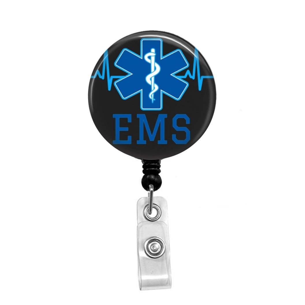 We Deliver Retractable Badge Holder Labor /& Delivery Stethoscope Tag Badge Reel Lanyards