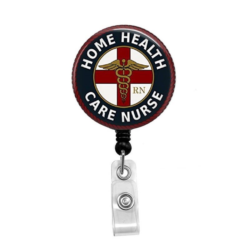 Superb Home Health Care Nurse Retractable Badge Holder Id Badge Reel Lanyards Download Free Architecture Designs Scobabritishbridgeorg