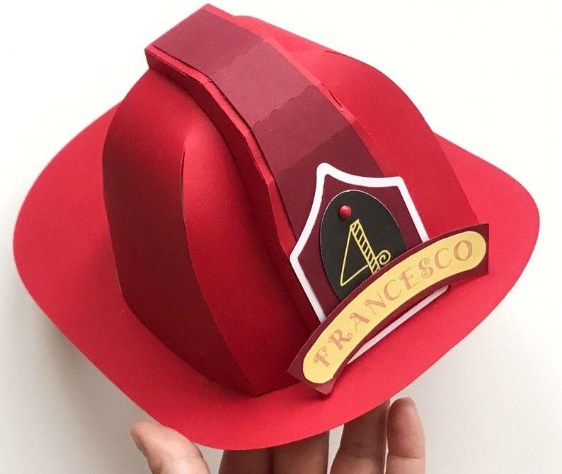 Fireman Party Kit Plus