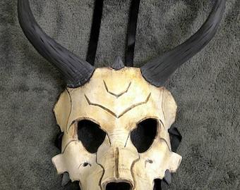 Hell Hound Skull Mask