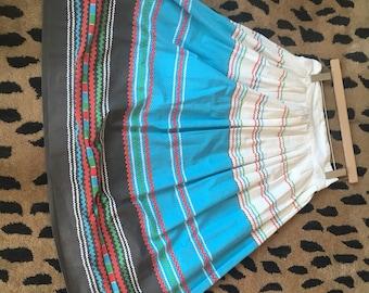50's full party skirt
