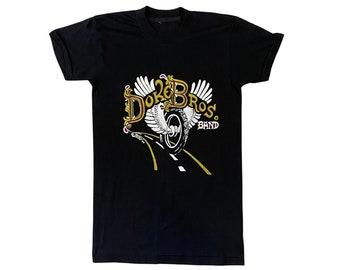 RARE 1979 Georgia / Athens Doke Bros. Band Logo Tour T-shirt (S)
