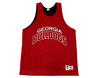 UGA Georgia Bulldogs Basketball Practice Jersey - No Numbers (L)