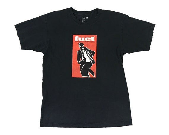 Fuct The Weapon of Cultural Revolution T-shirt (L)