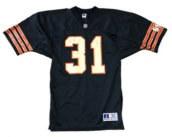 1990s Chicago Bears Pro-Cut Rashaan Salaam Russell Athletics Jersey (44)