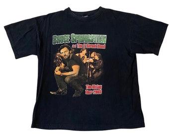 Bruce Springsteen The Rising Bootleg Tour Concert Shirt (XL)