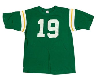 1970s Springfoot Pullover #19 Football Jersey (M/L)