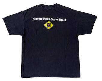 Vintage Kenwood Audio Music Keg Car Audio Stereo System (L)
