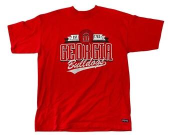 1990s Georgia Bulldogs UGA Seal T-Shirt (XL)