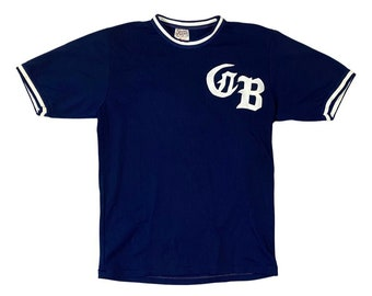 """1960s """"CB"""" Southern Comfort Athletic #8 Baseball Pullover Jersey (M)"""