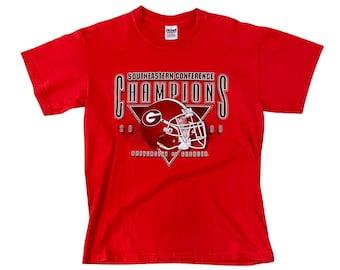 Georgia Bulldogs UGA SEC Champions T-Shirt (M)