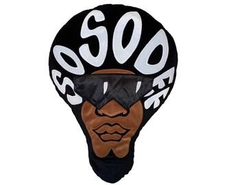 "1/99 So So Def - Jermaine Dupri - Afroman ""Yo! I'm a Pillow"" Decorative Pillow"