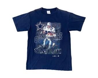 1997 Emmitt Smith Salem Sportswear #22 Dallas Cowboys T-Shirt (M)
