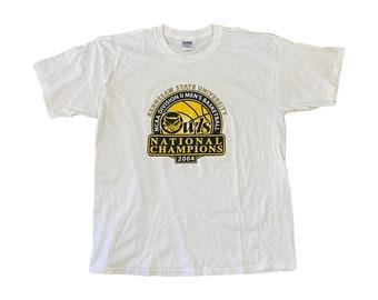 Kennesaw State University Owls Div II Basketball National Champion T-shirt (XL)