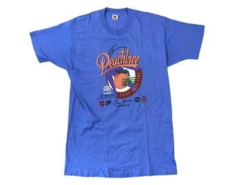 1993 Atlanta Peachtree Road Race 10K Runner T-Shirt (XL)