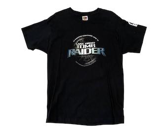 2001 Lara Croft: Tomb Raider Angelina Jolie Promo T-shirt (M)