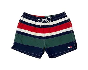 Tommy Hilfiger Trunks Color Block Swimsuit (L)