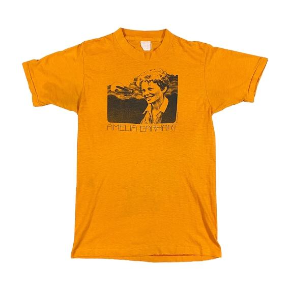 1979 Amelia Earhart Paper Thin T-shirt (S)
