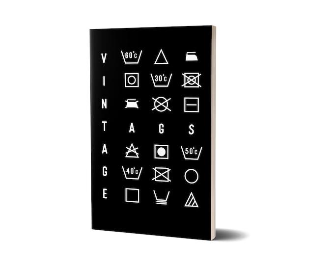 Featured listing image: Vintage Tags Book by Joel Hoffman