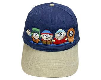 1998 South Park Comedy Central Promo Adjustable Dad Cap Hat