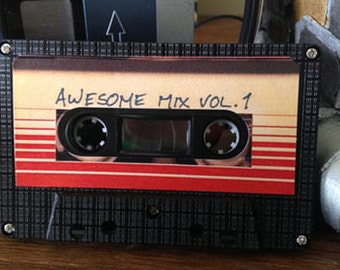 awesome mix tape 1 & 2!