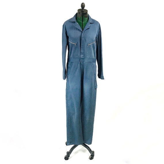 1960's Work Wear Coverall's( Jumpsuit, Onsie, Wome