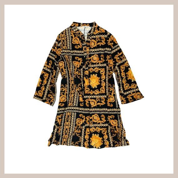 Versace Inspired  Dress