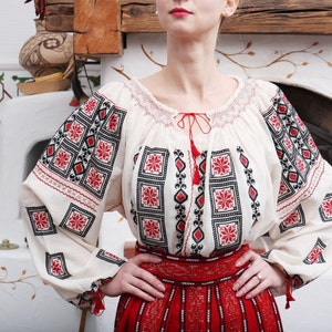 natural fiber Romanian Embroidery blouse boho blouse hand embroidered silk embroidery,hippie blouse la blouse roumaine cotton Matisse